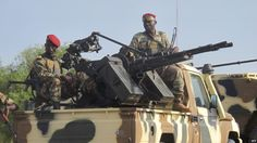 Welcome to Gabriel Atanbiyi Blog: 34 Cameroonian soldiers missing after boat capsize...