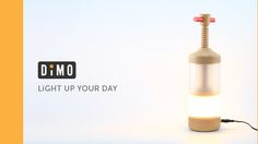 DiMO Lamp: Control your light! project video thumbnail