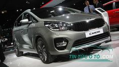 Đánh giá xe Kia Carens 2017 - mẫu xe đa dụng cỡ nhỏ