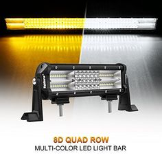 LED Light Bar Rigidhorse 9Inch 252W Quad Row Multi-Color LED Light Bar Spot Flood Combo Beam Off Road Light Bar For Jeep SUV Truck ATVs #Light #Rigidhorse #Inch #Quad #Multi #Color #Spot #Flood #Combo #Beam #Road #Jeep #Truck #ATVs
