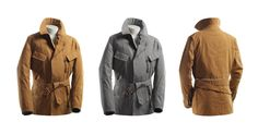 Criterion Jacket by Brooks England