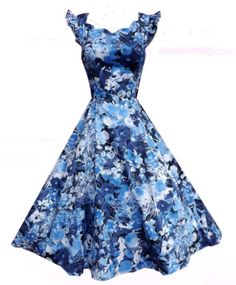 I need this vintage tea dress! It's perfect!!