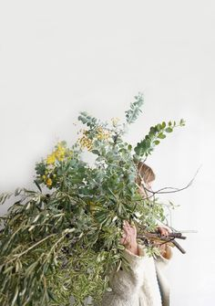 Weekend - French By Design Garden Of Eden, Herb Garden, Black Apple, Green Plants, Green Grass, Flower Crown, Rose, Fresh Cuts, Bouquet