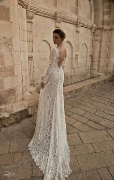 Florar #Lace Bridal 2015 Wedding Dress Collection.
