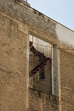 Going up or down? - Exarcheia, Athens, Attica, Greece