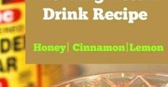 Do you really want to detox your body from toxic substances and lose some fat? If so then this apple cider vinegar detox drink is for you. ...