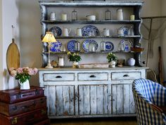 provens-1048 × 792 Provence Style, China Cabinet, Storage, Furniture, Home Decor, Purse Storage, Decoration Home, Chinese Cabinet, Room Decor
