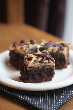 Kahlua Brownies – an instant crowdpleaser! I love these brownies- I have in the past made something similar using Kahlua!