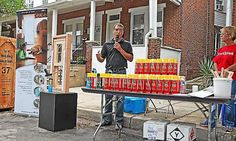 Dow Chemical Company shares technology with Norristown homeowners as part of a Habitat for Humanity initiative to freshen up the neighborhood. | #GREATSTUFF #DIY