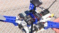 3ders.org - US Navy now 3D printing custom drones aboard ships | 3D Printer News & 3D Printing News