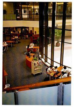 High School Library