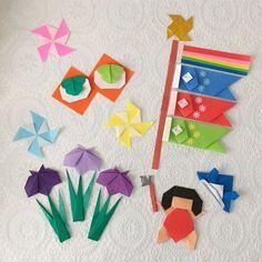 関連画像 Diy And Crafts, Arts And Crafts, Paper Crafts, Child Day, Origami Art, Paper Flowers, Art For Kids, Kids Rugs, Japanese