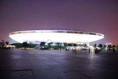 The Mercedes-Benz Arena (Shanghai) - Enter the RAYMOND WEIL Music Day Contest for tickets to Khalil Fong at the Mercedes-Benz Arena on June 21st 2014. http://www.raymond-weil.com/musicday_contest #RWMusicDay #China #Shanghai #MercedesBenzArena #Music #Contest #KhalilFong