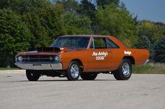 Super Stock Hemi Cars | 1968 Dodge Hemi Dart Lighweight. Photos by Justin Shaffer, courtesy ...