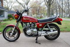 1980 GS1100E
