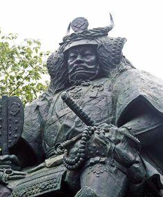 Statue of Takeda Shingen