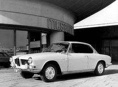 1962 BMW 3200 CS Bertone