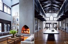 Inside #JohnMellencamp's Church-Inspired #SouthCarolina Digs