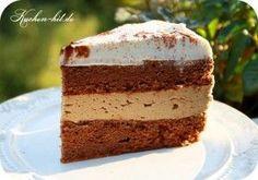 Rezept für eine einfache und leckere Cappuccino Torte. Ausgefallene Toten Rezepte zu jedem Anlaß. Ihr werdet dieses Tortenrezept lieben.