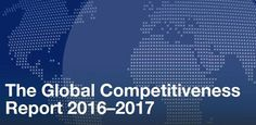Greece dropped five places in the rankings of 138 countries from 81st place to 86th in the Global Competitiveness Report 2016-2017, released by the World Economic Forum.