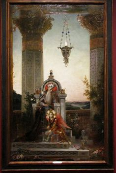 Gustave Moreau | King David, 1878. Oil on canvas. (1826-1898… | Flickr