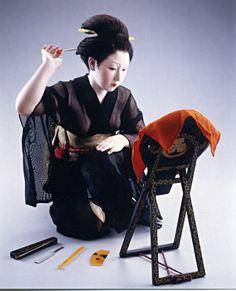 Hirata Gouyou(1903-1981),doll maker