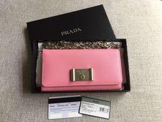 Ladies Prada Wallet