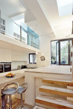 Renovation of Twickenham Townhouse, England by Coupdeville Architects