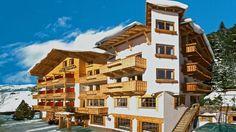 #Top #Hotel #Olympia in St. Anton jetzt für den #Winterurlaub 2015/16 buchen - günstige Angebote www.winterreisen.de #Skiurlaub St. Anton am Arlberg Silvester, Weihnachten, Karneval, Fasching, Ostern online buchen