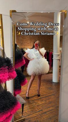 Wedding Dress Shopping, Wedding Dresses, Best Online Clothing Stores, Fashion Design Sketches, Christian Siriano, Cute Fashion, Runway Fashion, Beautiful Dresses, Starry Lights