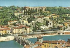 1968 - Verona VR, Italia -Panorama