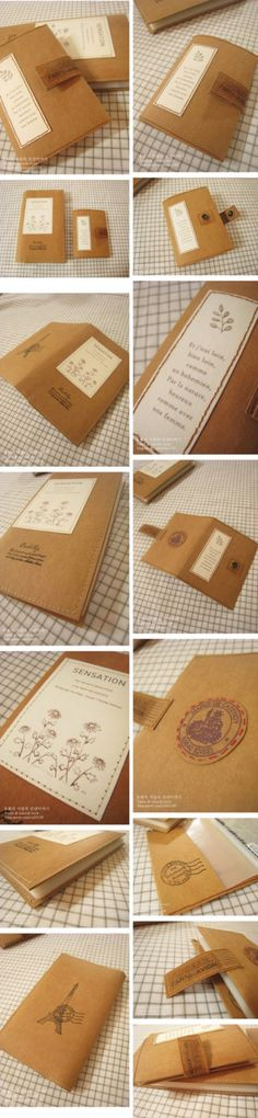 Made from Kraft Paper Fabric