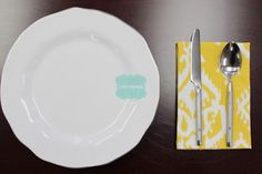 NAPKINS  Set of 4  Premier Prints  RAJI  Corn by LinenVision