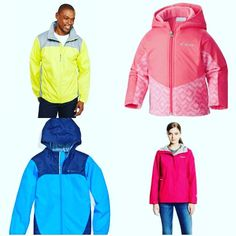 Raingear for the family 20% OFF available at #kingfrog #adelga #mens #womens #childrens