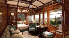 Orient Expres. Grand Suite Paris  Photo: Courtesy Belmond