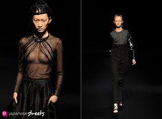 FASHION JAPAN: CHRISTIAN DADA S/S 2012 (Japan Fashion Week)