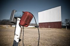 Sound Box for the Outdoor Movie Theater