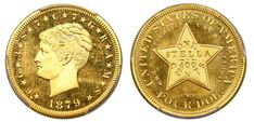 New Million Dollar Coin: David Lawrence Sells 1879 Coiled Hair Stella! - Coin Community Forum