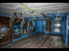 This Abandoned Funhouse in Pennsylvania is Beyond Creepy