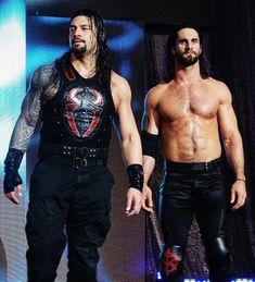 Roman Reigns & Seth Rollins of the shield Wwe Seth Rollins, Seth Freakin Rollins, Roman Reighns, Wrestlemania 31, Roman Reigns Dean Ambrose, Wwe Total Divas, The Shield Wwe, Wwe Roman Reigns, Kevin Owens