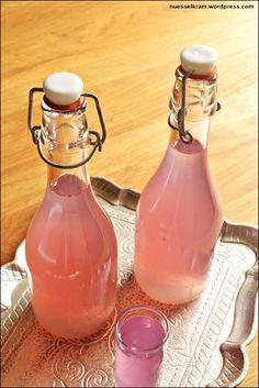 Peach in Love # 3 - Peach Pfirsich verliebt – Pfirsichsirup Peach in love # 3 – peach syrup - Smoothie Drinks, Smoothie Recipes, Smoothies, Detox Drinks, Drink Recipes, Non Alcoholic Drinks, Cocktail Drinks, Cocktails, Beverages