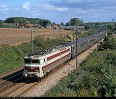 RailPictures.Net Photo: CC-40108 SNCF CC-40100 at Noyon, France by Brian Stephenson
