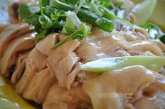 Bound for Two: Tian Tian Hainanese Chicken Rice Maxwell Road Singapore