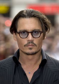 Johnny Depp. I love you!