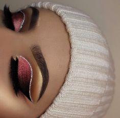 Gorgeous Makeup: Tips and Tricks With Eye Makeup and Eyeshadow – Makeup Design Ideas Makeup Eye Looks, Beautiful Eye Makeup, Eye Makeup Art, Smokey Eye Makeup, Glam Makeup, Skin Makeup, Eyeshadow Makeup, Pretty Makeup, Eyeshadows