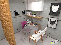 apbarquitetura | consultório veterinária