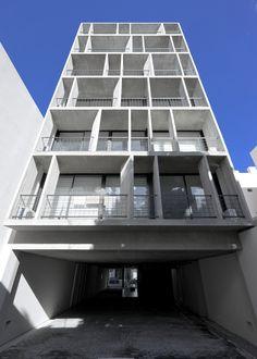 Edificio EEUU  BAKARQUITECTOS