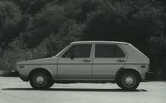 1978 Volkswagon Rabbit - I bought one of these after the soon to be ex-wife left me with the children and no car in 1992... what a giant POS this was..... GIANT!  I called it Hitler's Revenge...