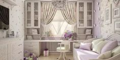 комната девушки в стиле прованс: 13 тыс изображений найдено в Яндекс.Картинках