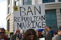 How does that make you feel??? Stupid to tell anyone who they can marry!